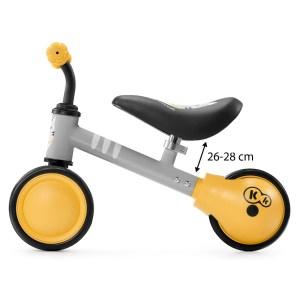 Kindercraft Balance Bike Cutie - Yellow
