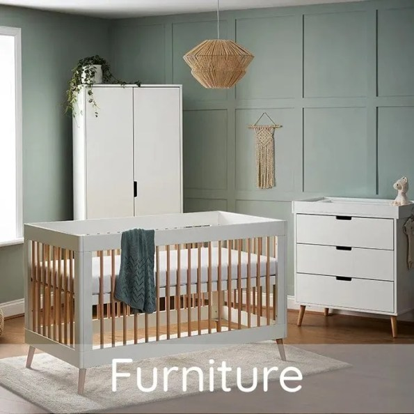 furniture at Newbie And Me Baby Store