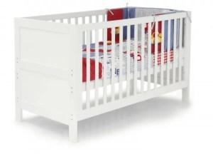 Babystyle Monte Carlo 3 Piece Room Set - White