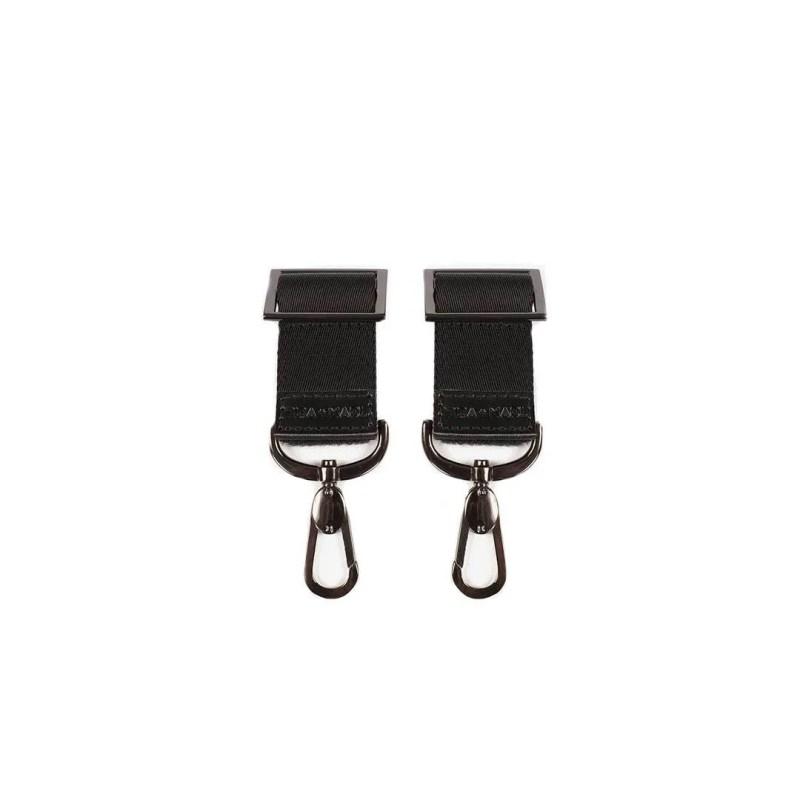 newbie-Tiba-_-Marl-Stroller-Clips-Gunmetal