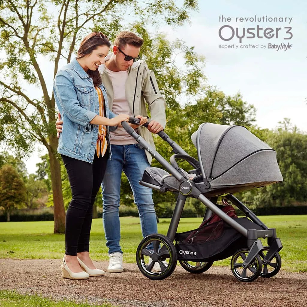 Oyster3 by BabyStyle