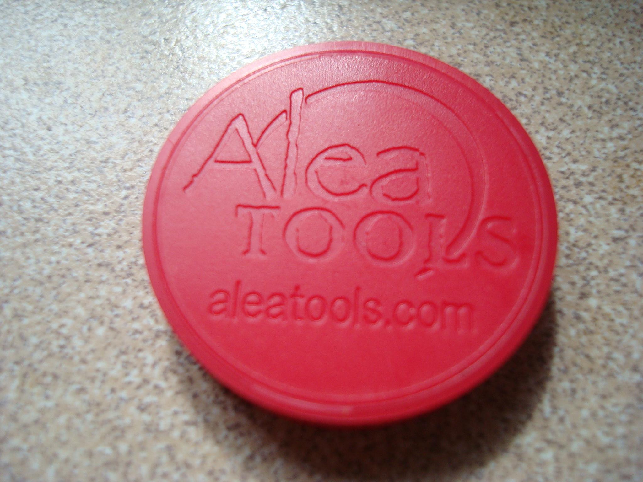 "A 1"" Alea Tool Marker"