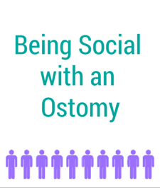 Being Social with an Ostomy