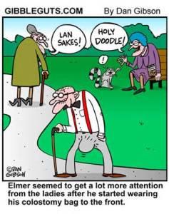 Colostomy Comic
