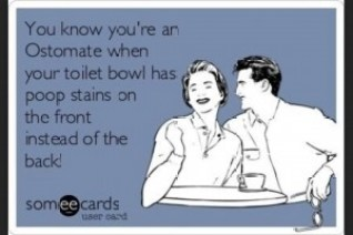 Ostomy Poopbowl Meme