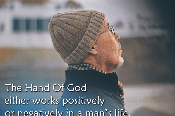 THE MIGHTY HAND OF GOD (PART 2)