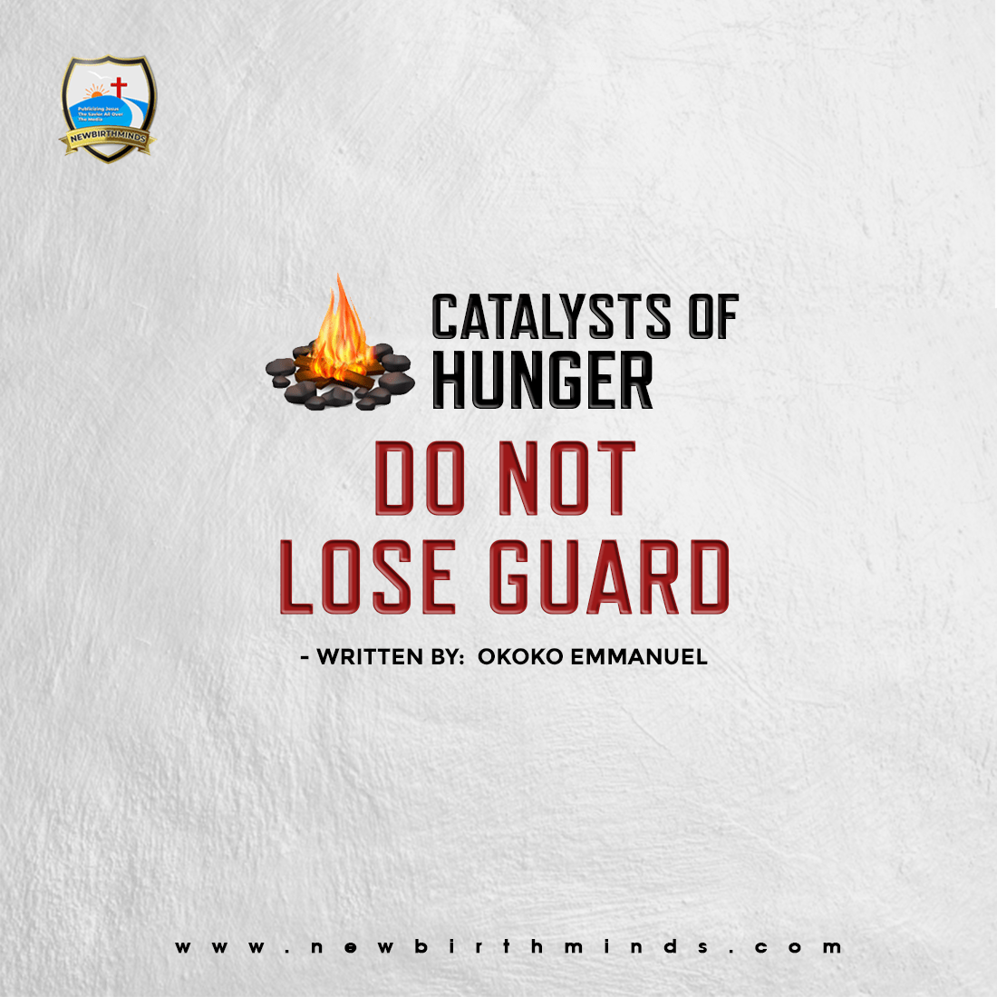 DO NOT LOSE GUARD