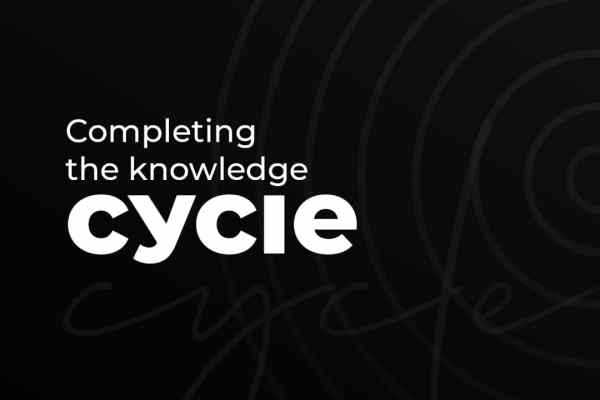 Completing the knowledge cycle – By Onilude Segun
