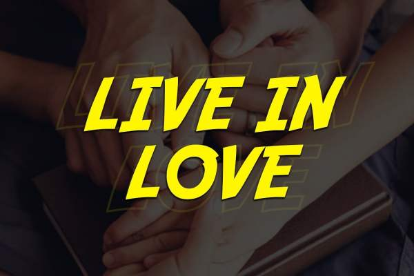 Live In Love – NBM Weekly Drive