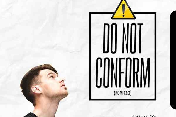 DO NOT CONFORM – NBM Weekly Drive