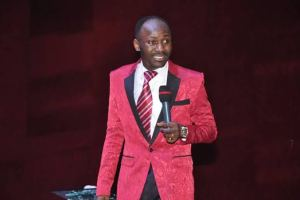 What Shall It Profit A Man If He Gain The Whole World And Loses His Soul? – Apostle Johnson Suleman