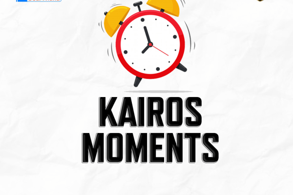 Kairos Moments – Onilude Segun