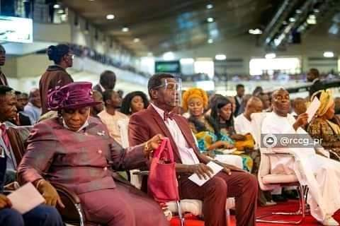EVERYTHING OBEYS GOD – Pastor E.A. Adeboye