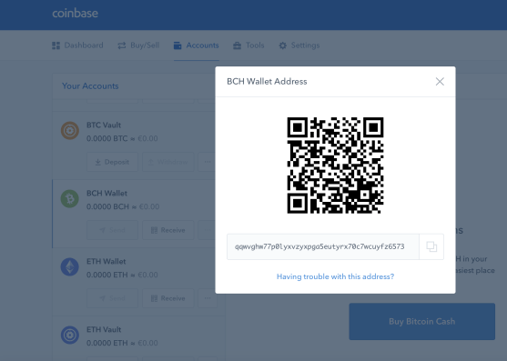 How To Transfer Bitcoin With Coinbase Exchange Newbitcoinuser -