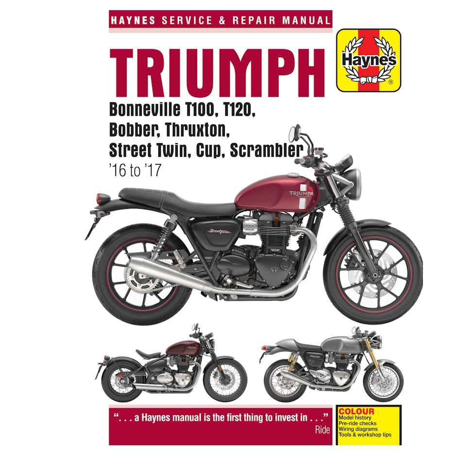 Triumph Bobber Wiring Diagram Schematic Suzuki Chopper Diagrams Parts Reviewmotors Co Haynes Manual For Water Cooled