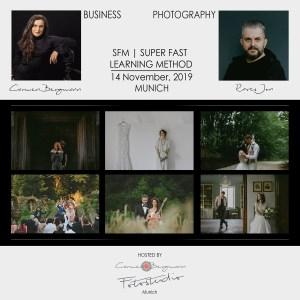 Wedding Photography and Marketing for Photographers Workshop Carmen Bergmann Studio Munich by Rares Ion