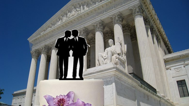 Image result for wedding cake baker supreme court same sex case
