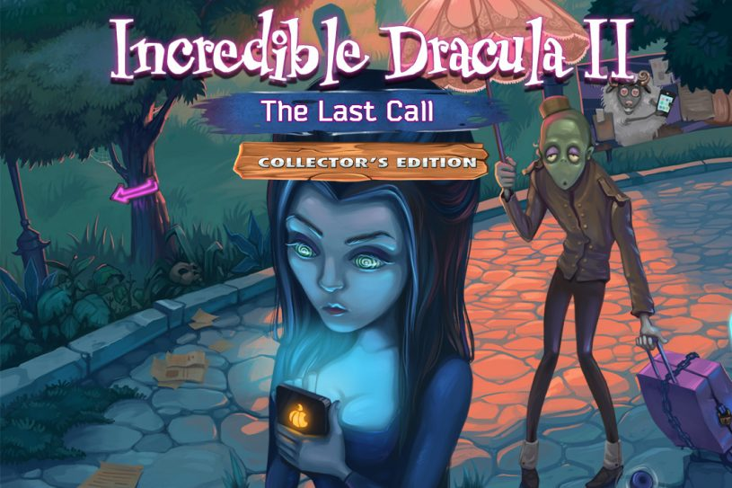 Our games   New Bridge Games Incredible Dracula II  The Last Call  Our games