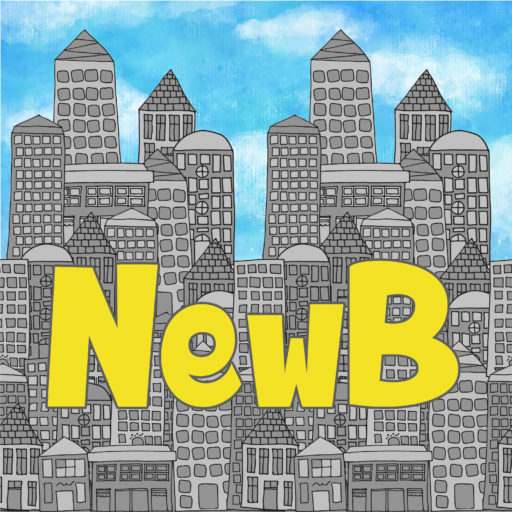 "NewB Now On ""Stareable"" and ""Second Wind Collective"""