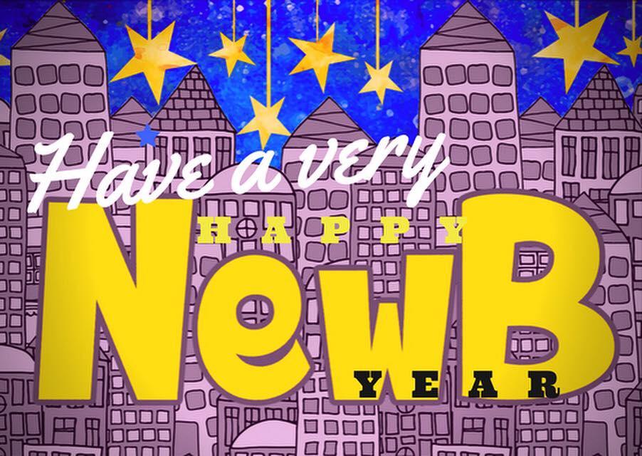 Happy NewB Year!