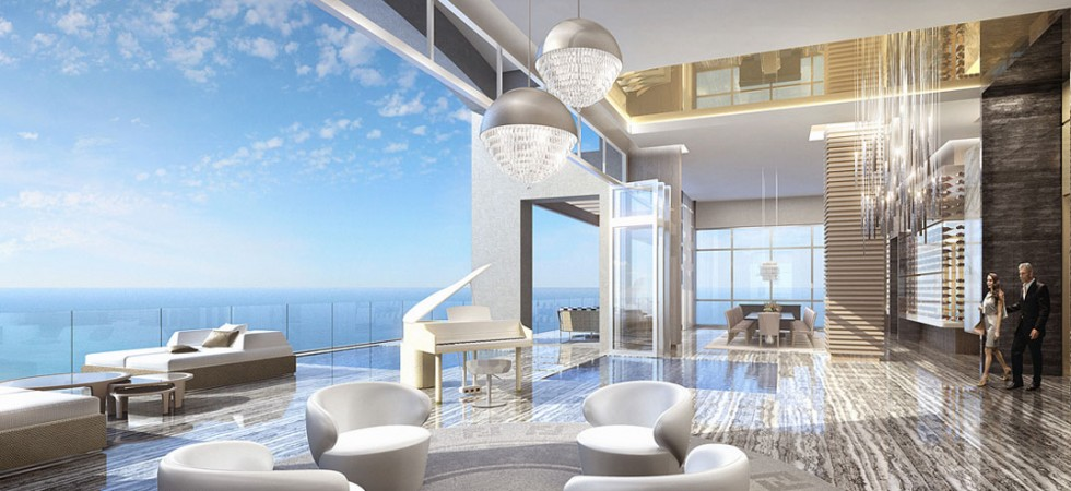 Mansions At Acqualina Luxury Oceanfront Condos In Sunny
