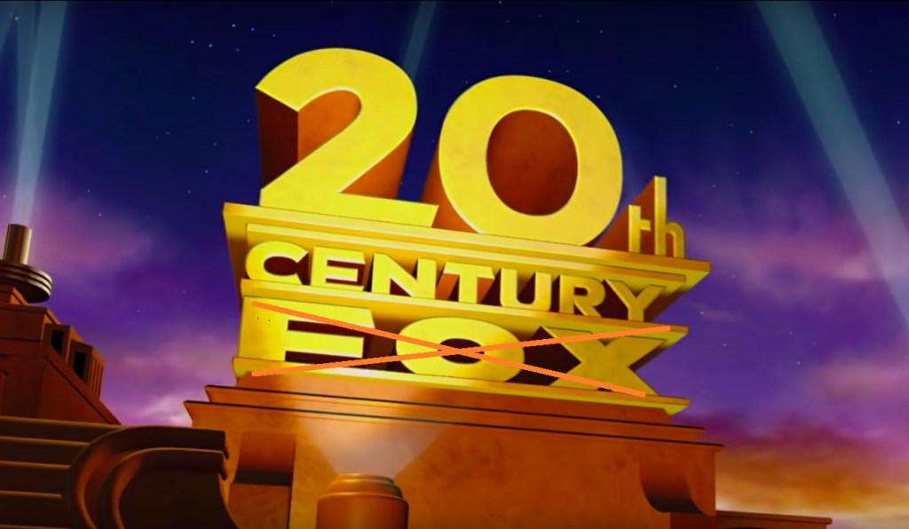 Disney drops the name FOX from 20th Century - Goes for major rebranding 48