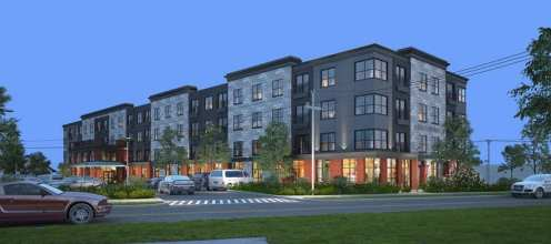 76 Unit Rental Complex with 19 affordable units.