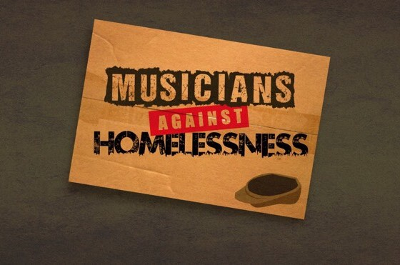 #RoyalBeddingDay Homeless Music Initiative