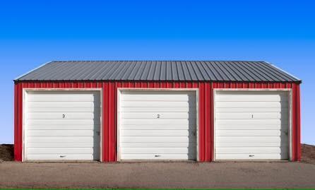 Storage Facility Needed