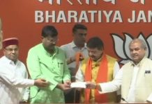 congress leader premchandra guddu joining bjp in presense of kailash vijayvargiya and narottam mishra