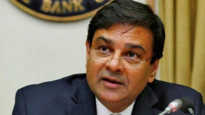 image of RBI Governor Urjit Patell