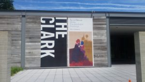 """Helen Frankenthaler, """"As in Nature"""" at the Clark Institute"""