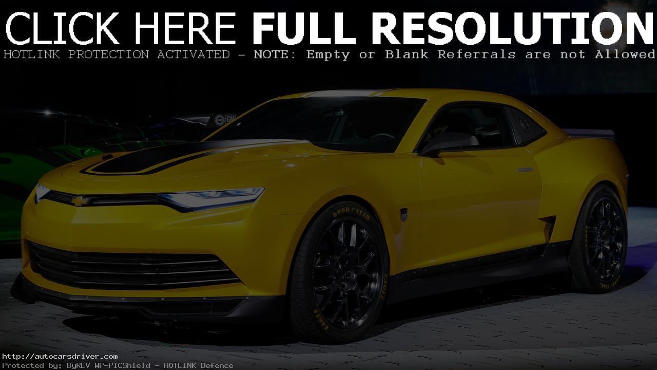 2019 Chevrolet Camaro Changes
