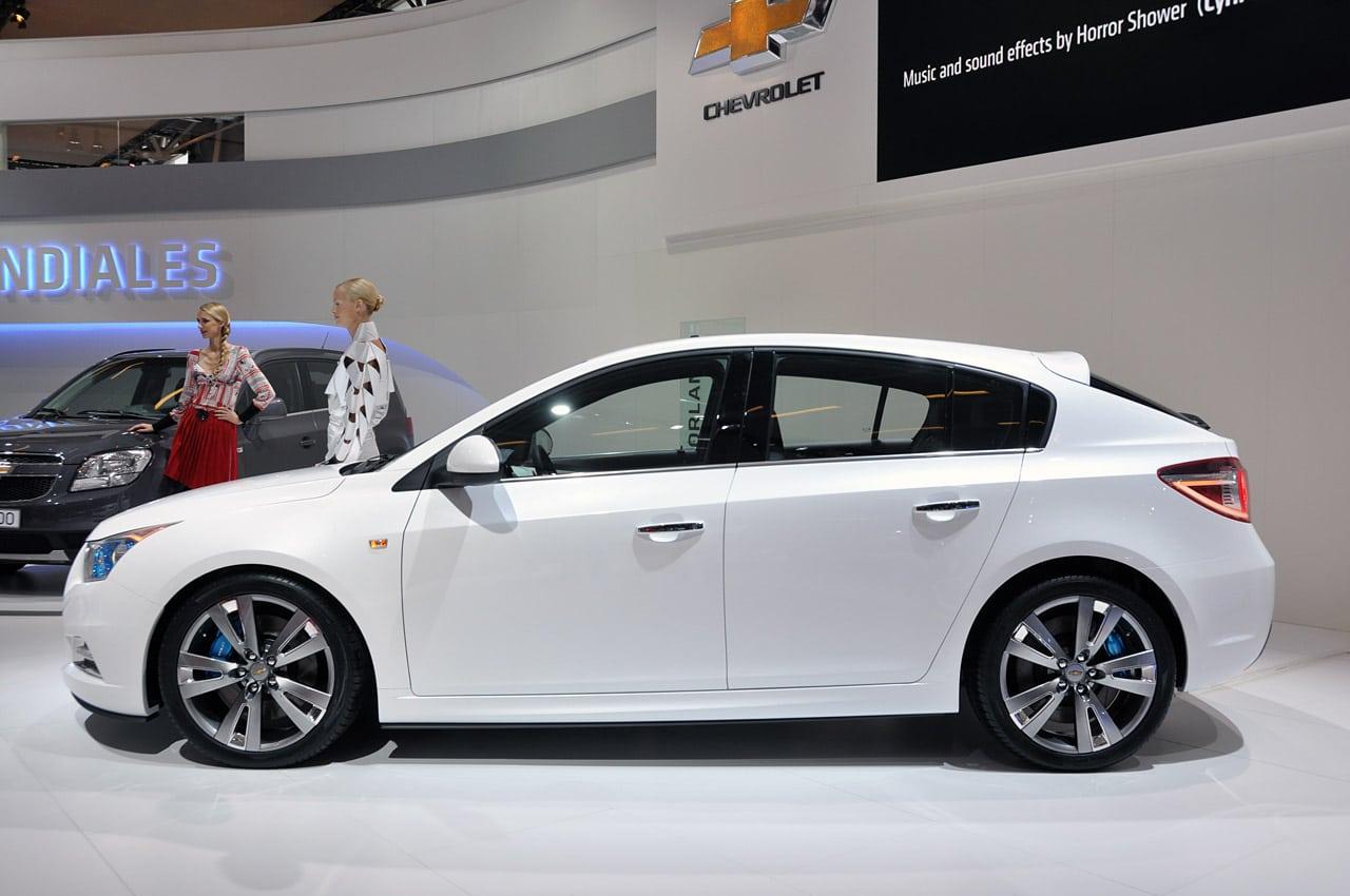 2019 Chevrolet Cruze Redesign
