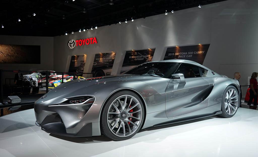 2020 Toyota Supra Price