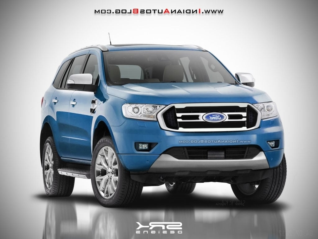 2018 Ford Endeavour Release date