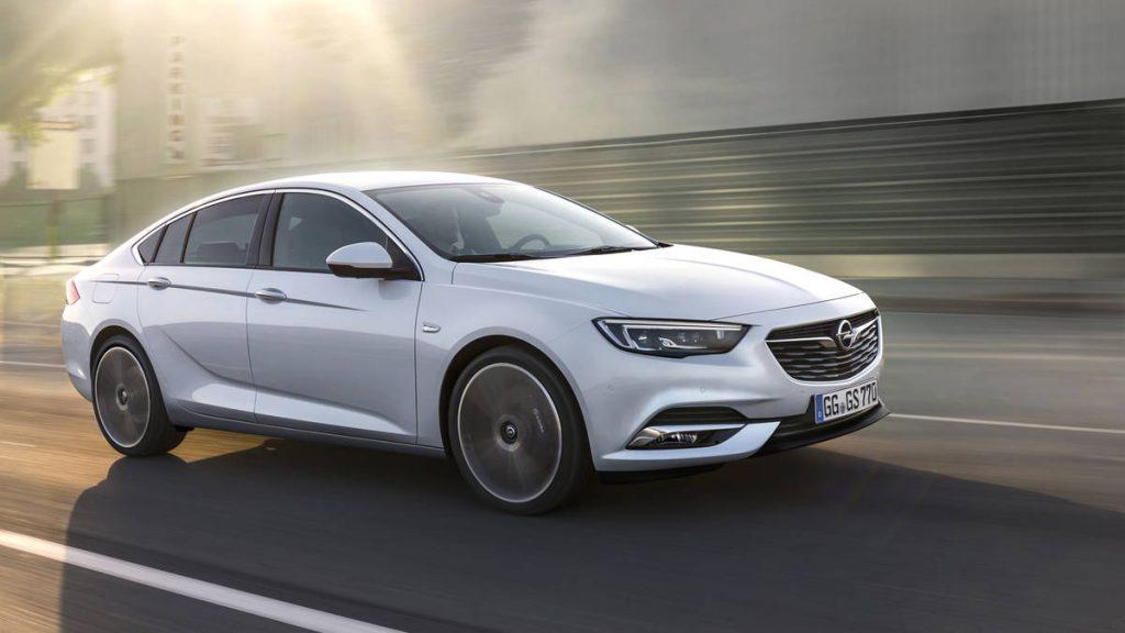 2018 Opel Insignia Redesign