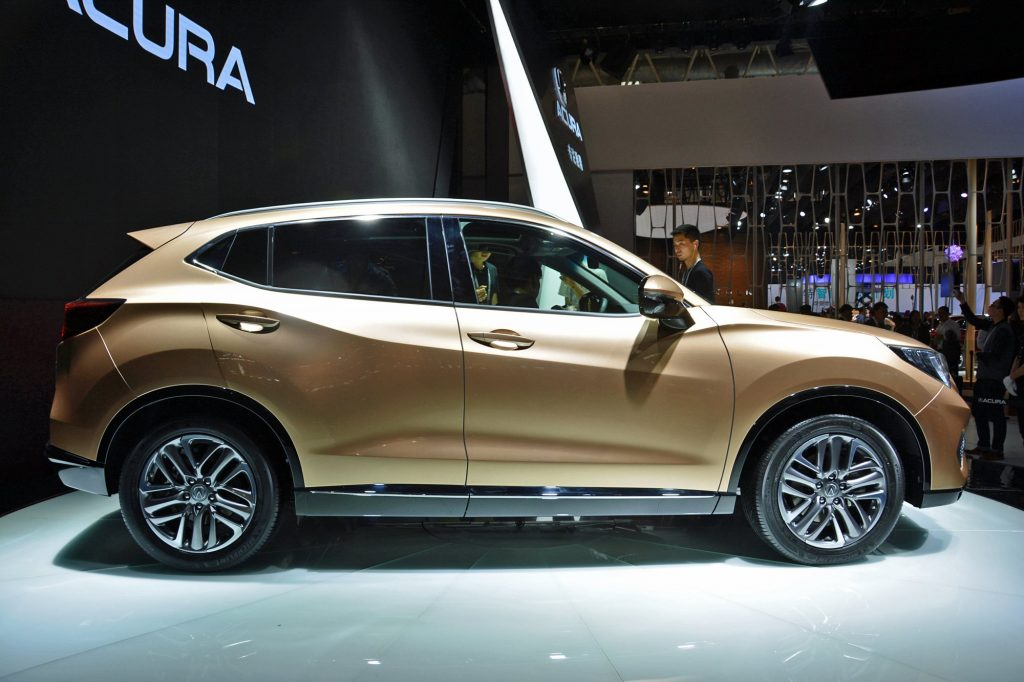 2019 Acura CDX Concept
