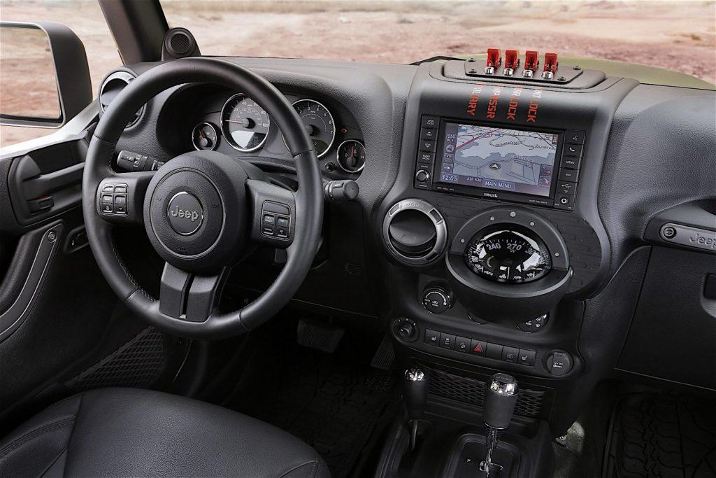 2019 Jeep Wrangler Spy Shots