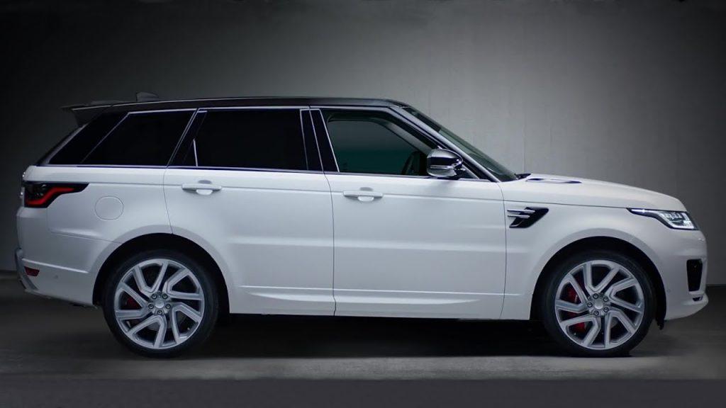 2019 Land Rover Range Rover Sport Concept