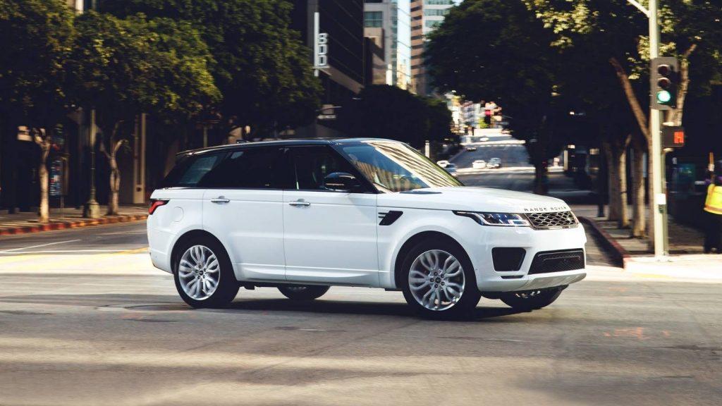 2019 Land Rover Range Rover Sport Exterior