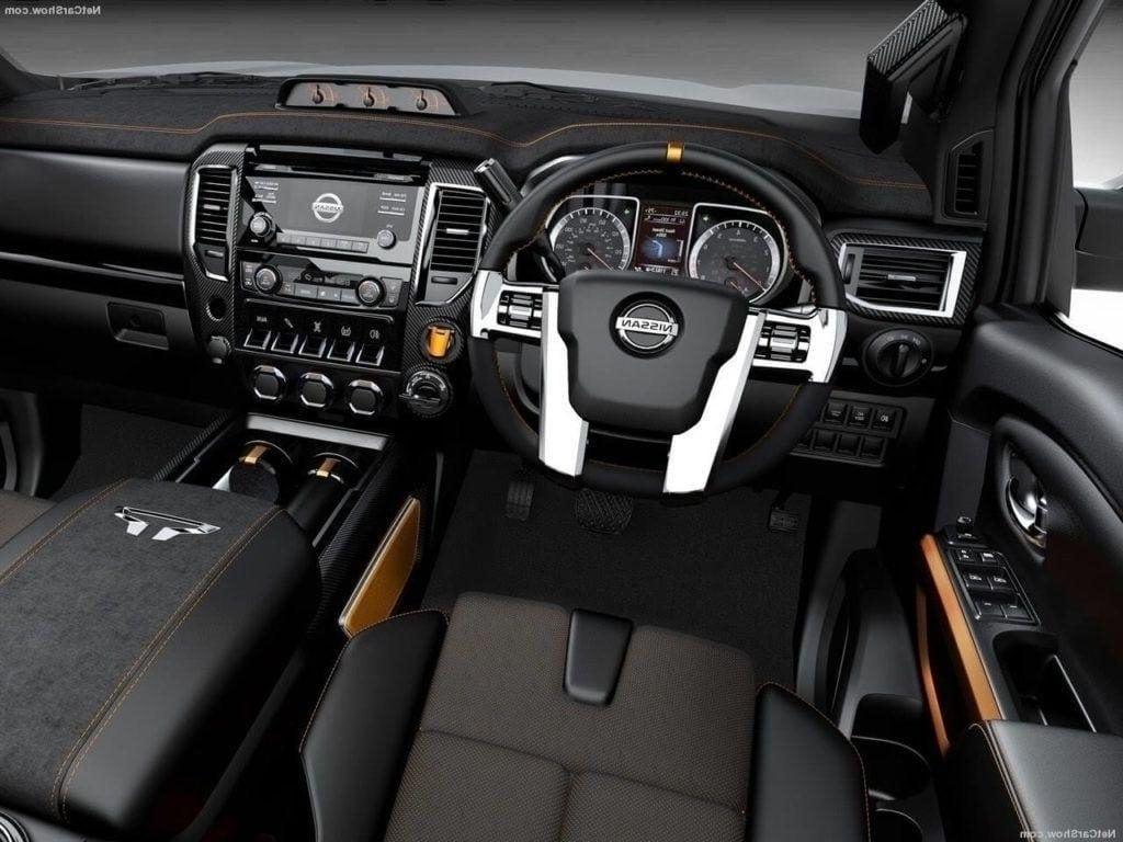 2019 Nissan Titan Concept