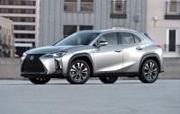 2020 Lexus UX Interior