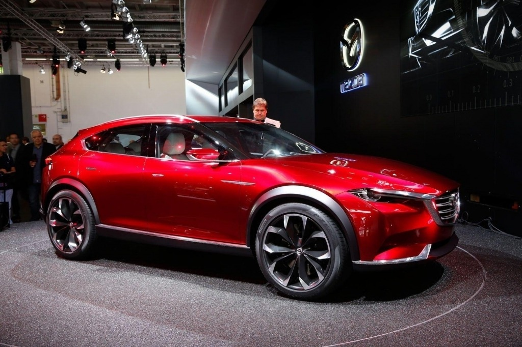 2020 Mazda CX7 Pictures