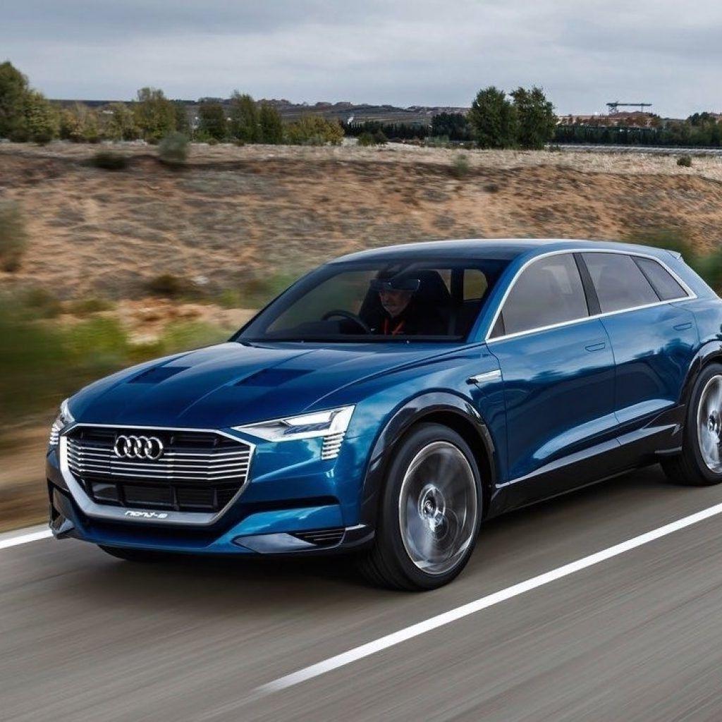 2020 Audi Q5 Spy Photos