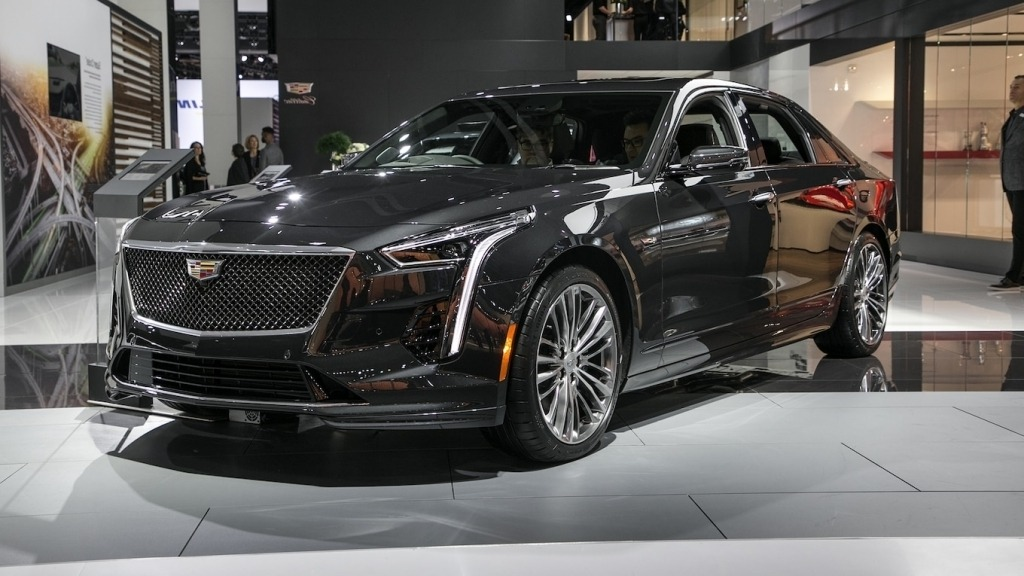 2020 Cadillac CT6 Wallpapers