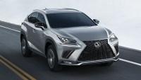 2021 Lexus NX Concept