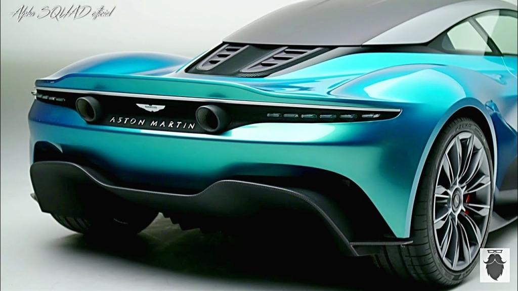 2023 Aston Martin Vanquish Concept