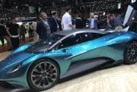 2023 Aston Martin Vanquish Specs