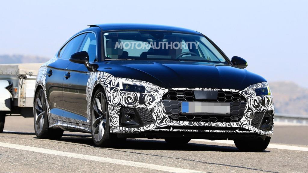 2023 Audi A5s Images